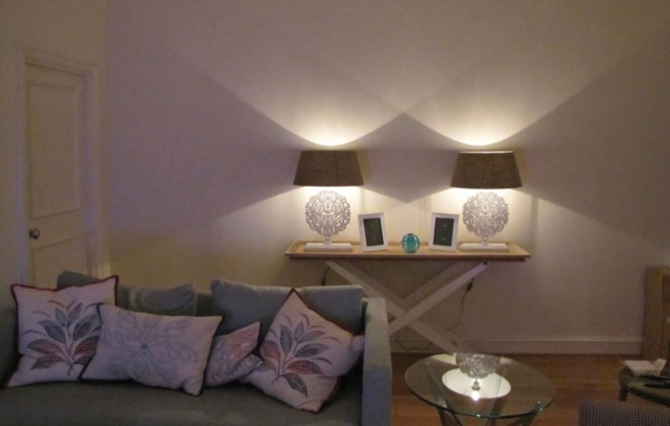 Lighting a London Pied A Terre