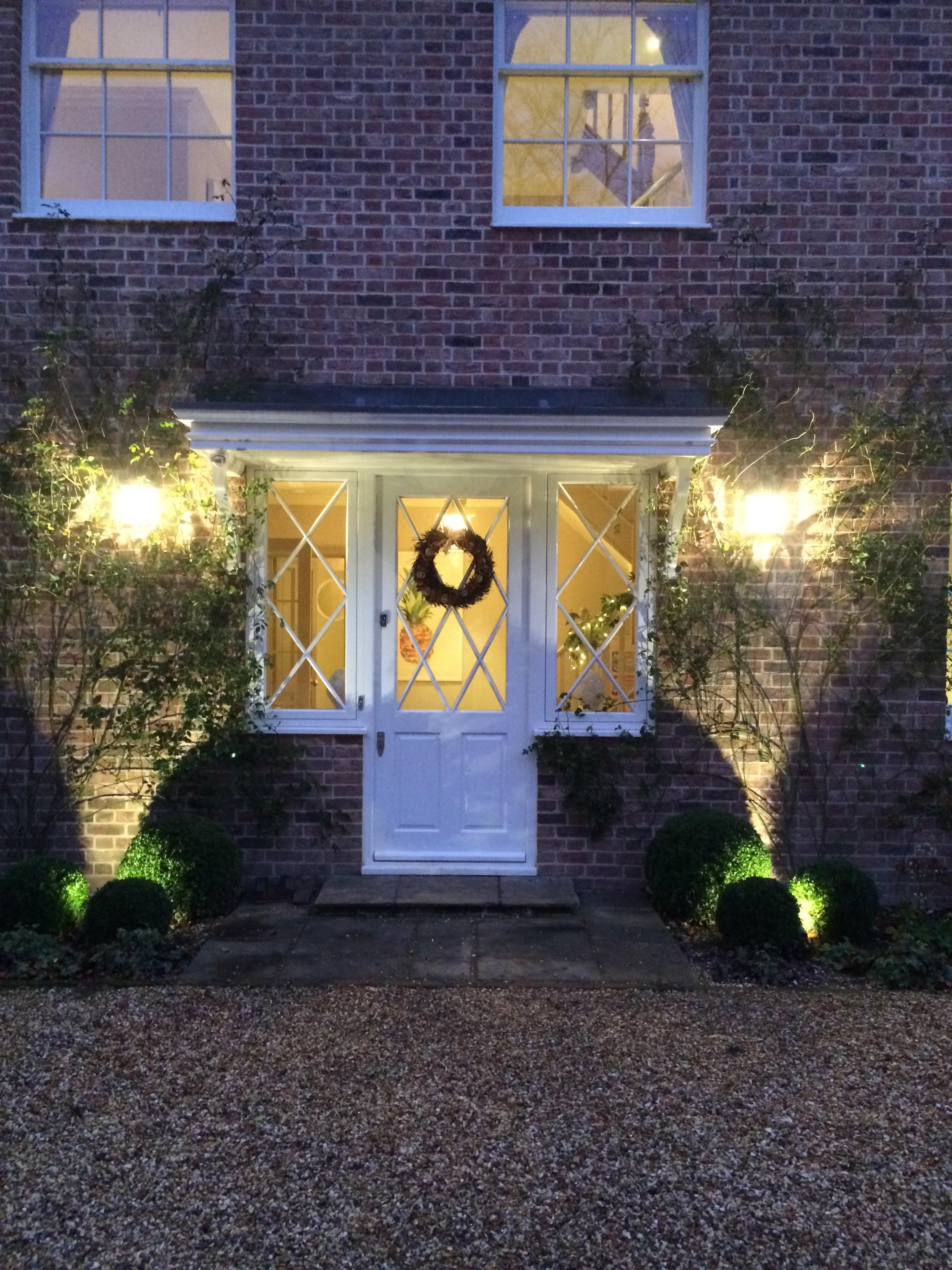 Owl lighting lighting designer sally stephenson gives for 12 light door