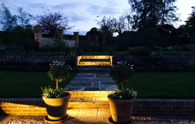 Planning for Garden Lighting Design