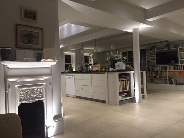 Owl Lighting design for kitchens
