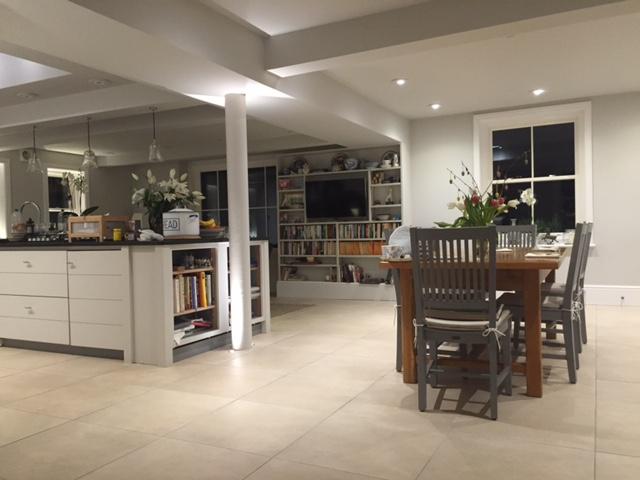 Owl Lighting Kitchen Design