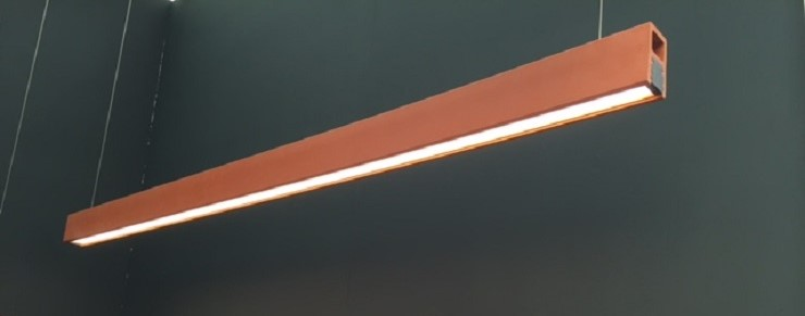 clay slot light - Decorex