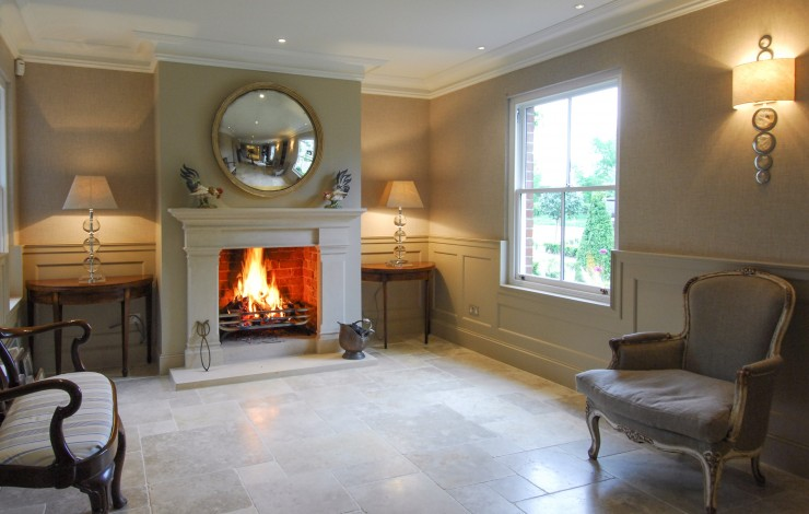 How to design a lighting scheme ..... sitting rooms